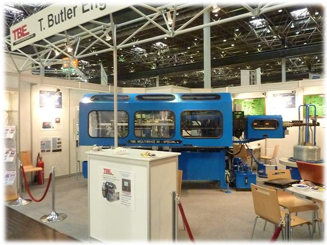T Butler Engineering - Multibend range
